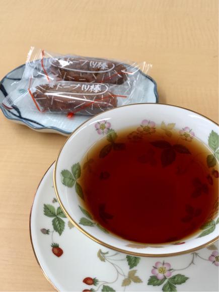 黒糖ドーナツ棒(株式会社フジバンビ・熊本県)_d0339676_16142654.jpg