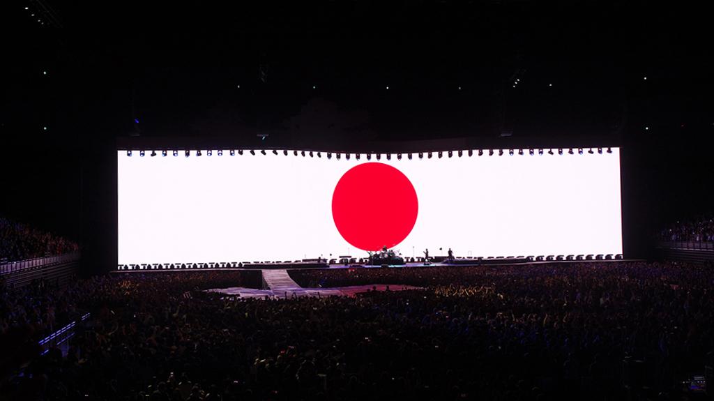 U2  THE JOSHUA TREE TOUR 2019    20191204  at Saitama-Super-Arena_c0005077_13235898.jpg