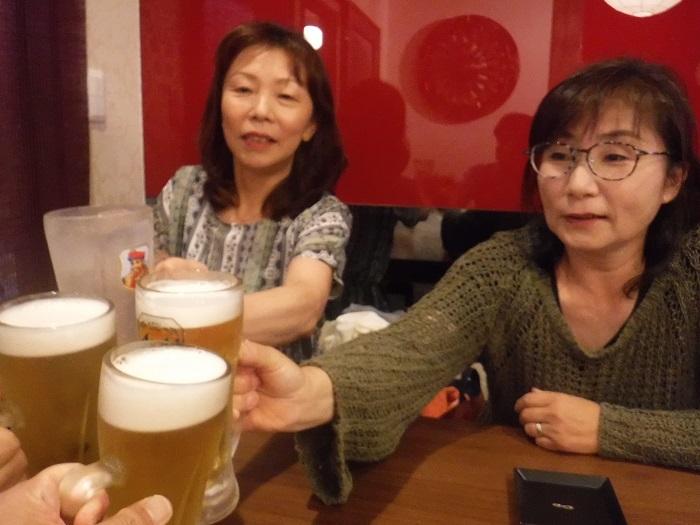 ◆大正ロマン ~ご近所さんと一杯♪~_f0238779_20391569.jpg
