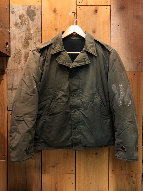 12月11日(水)大阪店ヴィンテージ入荷日!!#1 U.S.Army Part1編!! Prisoner of War M-41 & MountainParka, MackinawCoat!!_c0078587_1325064.jpg