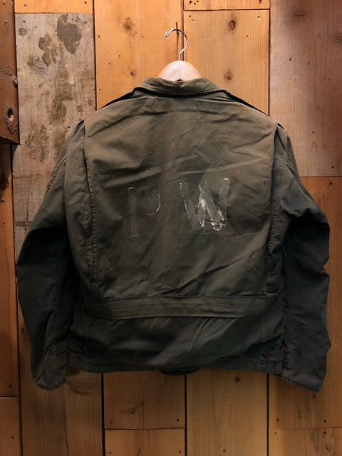 12月11日(水)大阪店ヴィンテージ入荷日!!#1 U.S.Army Part1編!! Prisoner of War M-41 & MountainParka, MackinawCoat!!_c0078587_1325937.jpg