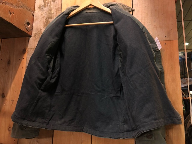 12月11日(水)大阪店ヴィンテージ入荷日!!#1 U.S.Army Part1編!! Prisoner of War M-41 & MountainParka, MackinawCoat!!_c0078587_13273515.jpg