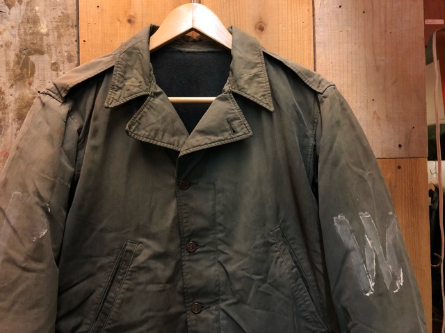 12月11日(水)大阪店ヴィンテージ入荷日!!#1 U.S.Army Part1編!! Prisoner of War M-41 & MountainParka, MackinawCoat!!_c0078587_1331929.jpg