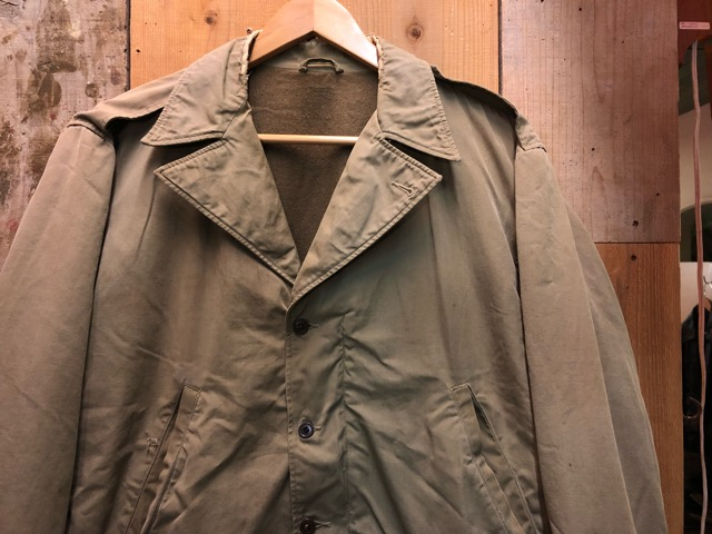 12月11日(水)大阪店ヴィンテージ入荷日!!#1 U.S.Army Part1編!! Prisoner of War M-41 & MountainParka, MackinawCoat!!_c0078587_13542649.jpg