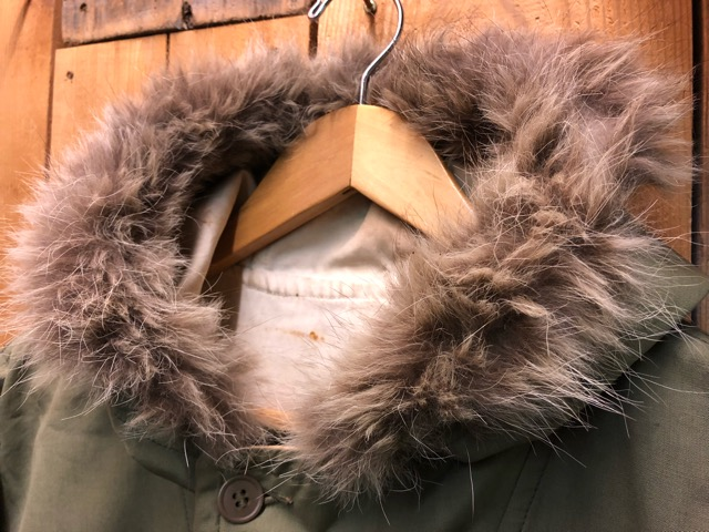 12月11日(水)大阪店ヴィンテージ入荷日!!#1 U.S.Army Part1編!! Prisoner of War M-41 & MountainParka, MackinawCoat!!_c0078587_1410455.jpg