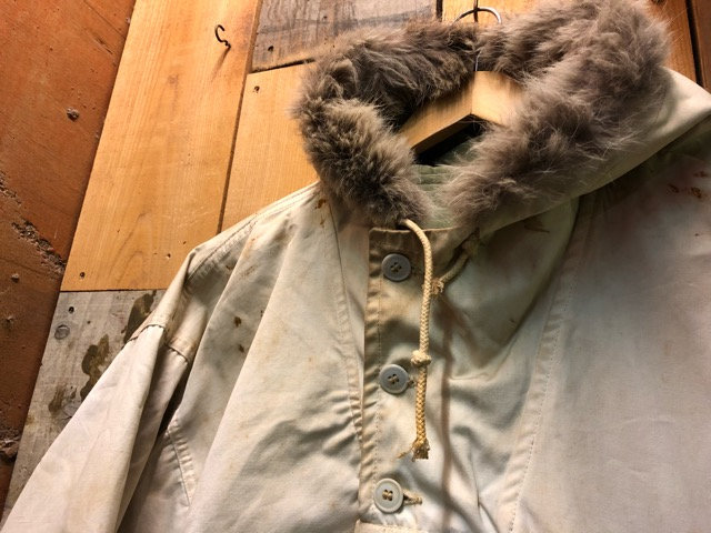 12月11日(水)大阪店ヴィンテージ入荷日!!#1 U.S.Army Part1編!! Prisoner of War M-41 & MountainParka, MackinawCoat!!_c0078587_14114360.jpg