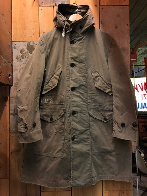 12月11日(水)大阪店ヴィンテージ入荷日!!#1 U.S.Army Part1編!! Prisoner of War M-41 & MountainParka, MackinawCoat!!_c0078587_14121850.jpg