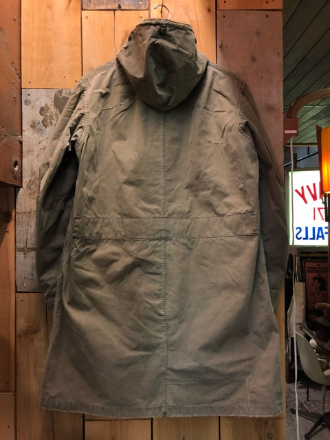 12月11日(水)大阪店ヴィンテージ入荷日!!#1 U.S.Army Part1編!! Prisoner of War M-41 & MountainParka, MackinawCoat!!_c0078587_14122876.jpg