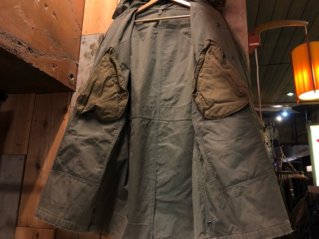 12月11日(水)大阪店ヴィンテージ入荷日!!#1 U.S.Army Part1編!! Prisoner of War M-41 & MountainParka, MackinawCoat!!_c0078587_14142666.jpg