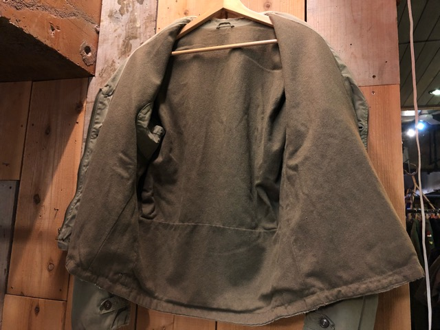 12月11日(水)大阪店ヴィンテージ入荷日!!#1 U.S.Army Part1編!! Prisoner of War M-41 & MountainParka, MackinawCoat!!_c0078587_1455157.jpg