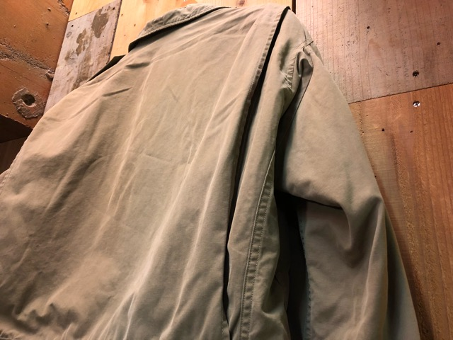 12月11日(水)大阪店ヴィンテージ入荷日!!#1 U.S.Army Part1編!! Prisoner of War M-41 & MountainParka, MackinawCoat!!_c0078587_1464754.jpg