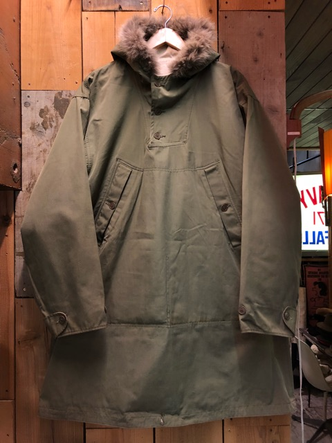 12月11日(水)大阪店ヴィンテージ入荷日!!#1 U.S.Army Part1編!! Prisoner of War M-41 & MountainParka, MackinawCoat!!_c0078587_1481778.jpg