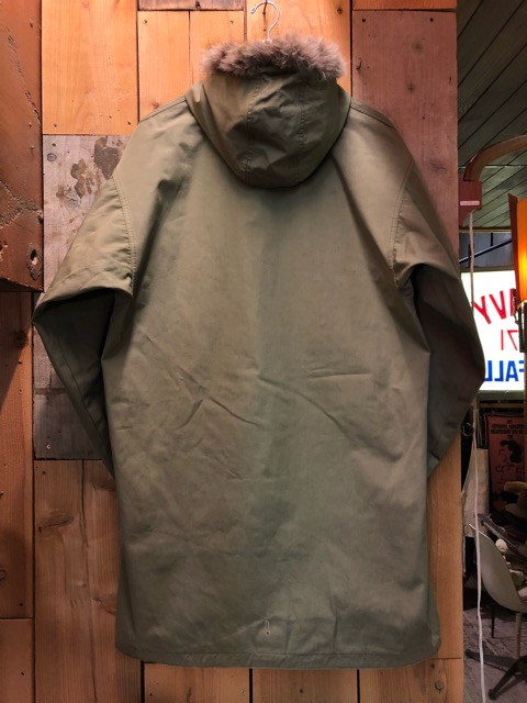 12月11日(水)大阪店ヴィンテージ入荷日!!#1 U.S.Army Part1編!! Prisoner of War M-41 & MountainParka, MackinawCoat!!_c0078587_1482727.jpg