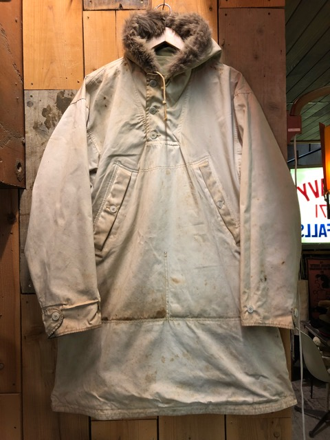 12月11日(水)大阪店ヴィンテージ入荷日!!#1 U.S.Army Part1編!! Prisoner of War M-41 & MountainParka, MackinawCoat!!_c0078587_149294.jpg