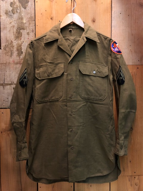 12月11日(水)大阪店ヴィンテージ入荷日!!#1 U.S.Army Part1編!! Prisoner of War M-41 & MountainParka, MackinawCoat!!_c0078587_1751014.jpg