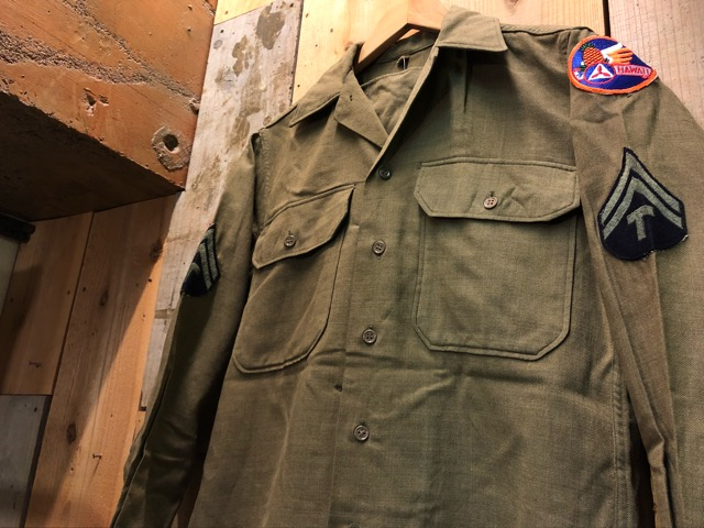 12月11日(水)大阪店ヴィンテージ入荷日!!#1 U.S.Army Part1編!! Prisoner of War M-41 & MountainParka, MackinawCoat!!_c0078587_17512781.jpg