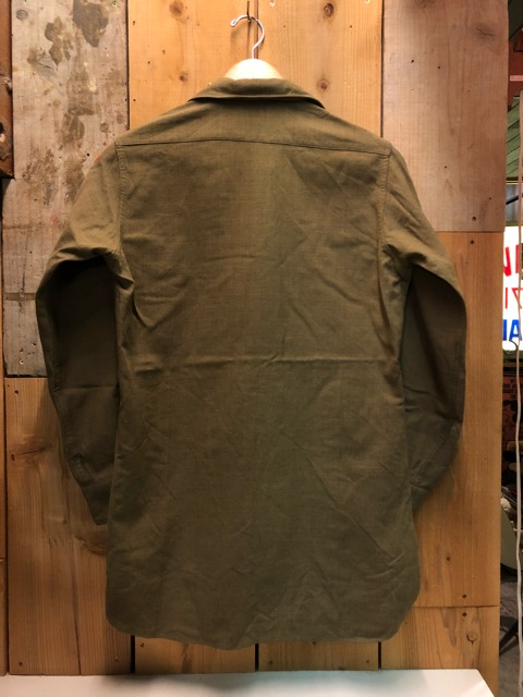 12月11日(水)大阪店ヴィンテージ入荷日!!#1 U.S.Army Part1編!! Prisoner of War M-41 & MountainParka, MackinawCoat!!_c0078587_1751936.jpg