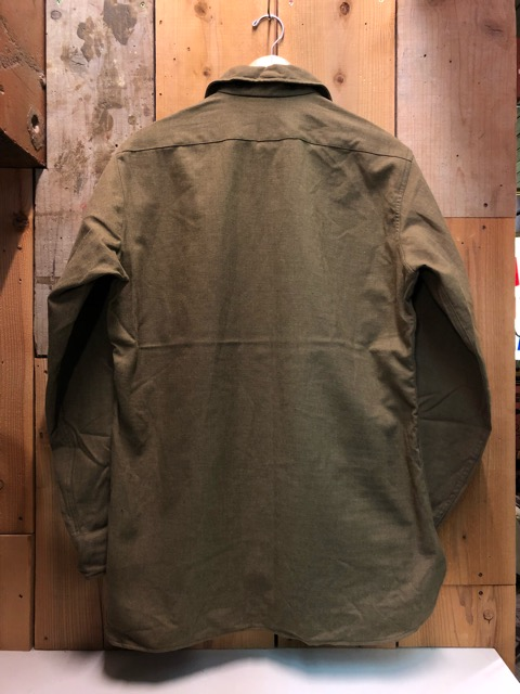 12月11日(水)大阪店ヴィンテージ入荷日!!#1 U.S.Army Part1編!! Prisoner of War M-41 & MountainParka, MackinawCoat!!_c0078587_175252.jpg