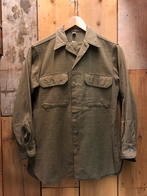 12月11日(水)大阪店ヴィンテージ入荷日!!#1 U.S.Army Part1編!! Prisoner of War M-41 & MountainParka, MackinawCoat!!_c0078587_17525691.jpg