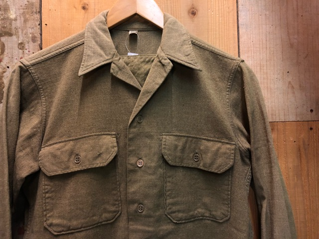 12月11日(水)大阪店ヴィンテージ入荷日!!#1 U.S.Army Part1編!! Prisoner of War M-41 & MountainParka, MackinawCoat!!_c0078587_17532278.jpg
