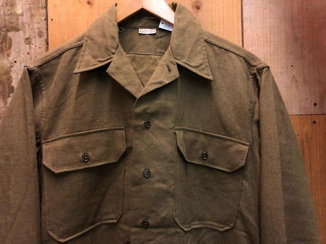 12月11日(水)大阪店ヴィンテージ入荷日!!#1 U.S.Army Part1編!! Prisoner of War M-41 & MountainParka, MackinawCoat!!_c0078587_17533550.jpg