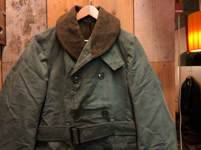 12月11日(水)大阪店ヴィンテージ入荷日!!#1 U.S.Army Part1編!! Prisoner of War M-41 & MountainParka, MackinawCoat!!_c0078587_17563681.jpg