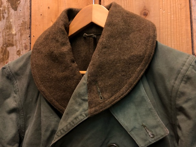 12月11日(水)大阪店ヴィンテージ入荷日!!#1 U.S.Army Part1編!! Prisoner of War M-41 & MountainParka, MackinawCoat!!_c0078587_17565496.jpg