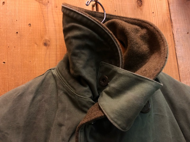 12月11日(水)大阪店ヴィンテージ入荷日!!#1 U.S.Army Part1編!! Prisoner of War M-41 & MountainParka, MackinawCoat!!_c0078587_1757112.jpg
