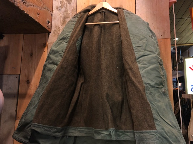 12月11日(水)大阪店ヴィンテージ入荷日!!#1 U.S.Army Part1編!! Prisoner of War M-41 & MountainParka, MackinawCoat!!_c0078587_17574297.jpg