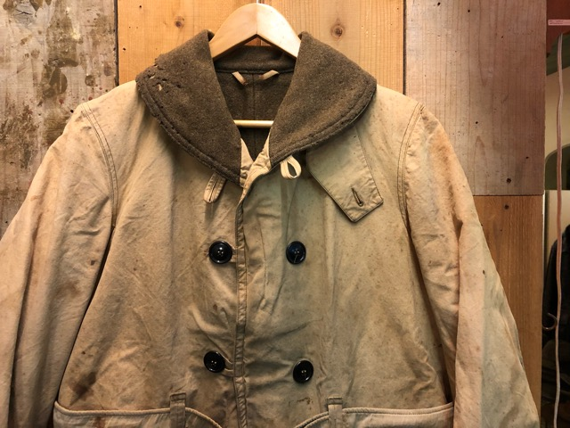 12月11日(水)大阪店ヴィンテージ入荷日!!#1 U.S.Army Part1編!! Prisoner of War M-41 & MountainParka, MackinawCoat!!_c0078587_17583660.jpg