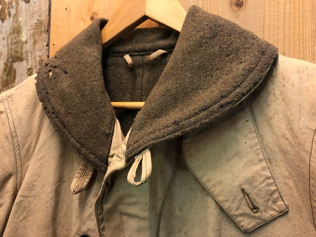 12月11日(水)大阪店ヴィンテージ入荷日!!#1 U.S.Army Part1編!! Prisoner of War M-41 & MountainParka, MackinawCoat!!_c0078587_17584389.jpg