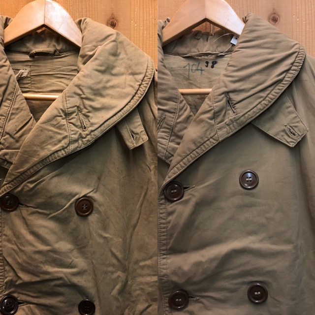 12月11日(水)大阪店ヴィンテージ入荷日!!#1 U.S.Army Part1編!! Prisoner of War M-41 & MountainParka, MackinawCoat!!_c0078587_1801014.jpg