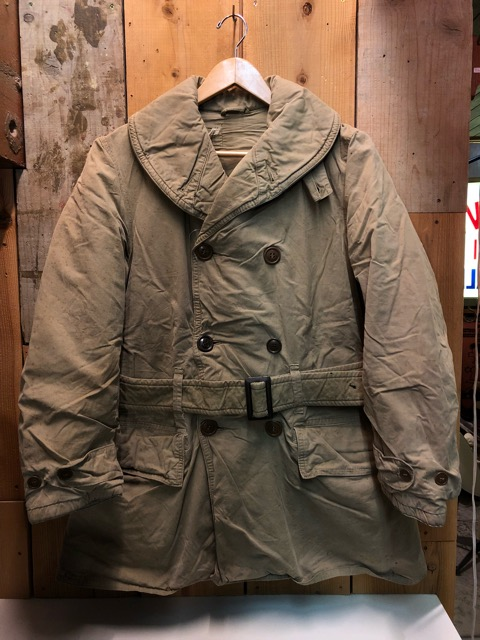 12月11日(水)大阪店ヴィンテージ入荷日!!#1 U.S.Army Part1編!! Prisoner of War M-41 & MountainParka, MackinawCoat!!_c0078587_1802898.jpg