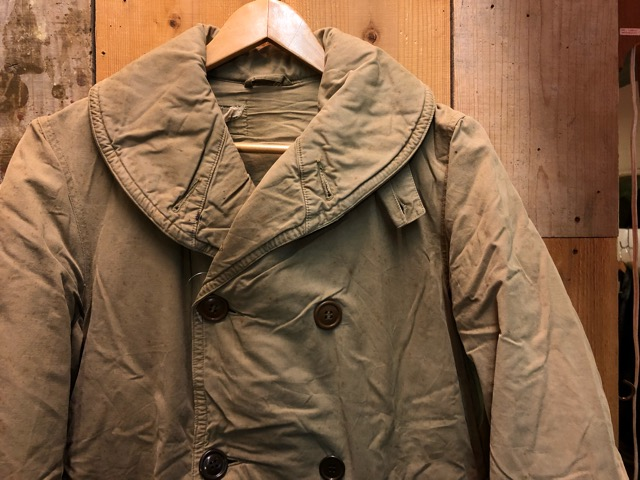 12月11日(水)大阪店ヴィンテージ入荷日!!#1 U.S.Army Part1編!! Prisoner of War M-41 & MountainParka, MackinawCoat!!_c0078587_1811279.jpg