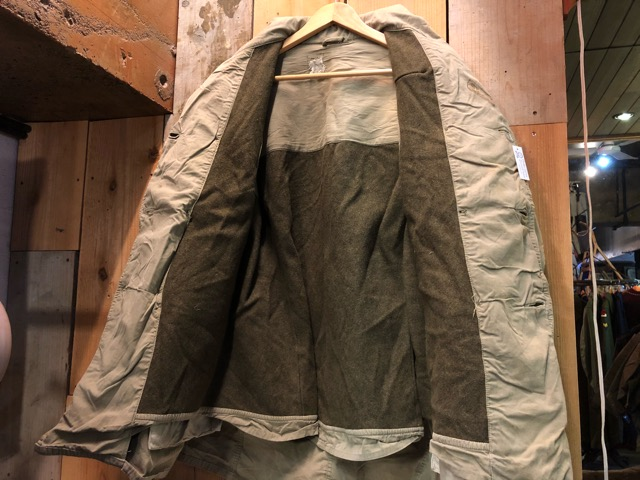 12月11日(水)大阪店ヴィンテージ入荷日!!#1 U.S.Army Part1編!! Prisoner of War M-41 & MountainParka, MackinawCoat!!_c0078587_182143.jpg