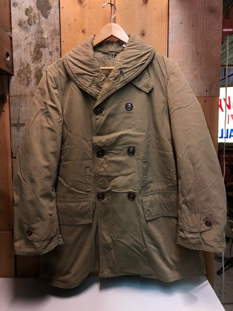 12月11日(水)大阪店ヴィンテージ入荷日!!#1 U.S.Army Part1編!! Prisoner of War M-41 & MountainParka, MackinawCoat!!_c0078587_1823455.jpg