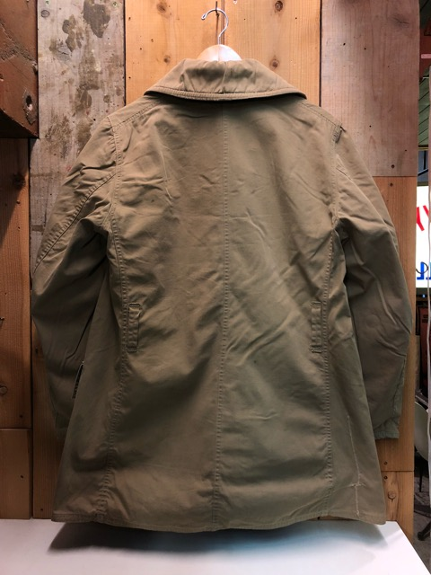 12月11日(水)大阪店ヴィンテージ入荷日!!#1 U.S.Army Part1編!! Prisoner of War M-41 & MountainParka, MackinawCoat!!_c0078587_1824431.jpg
