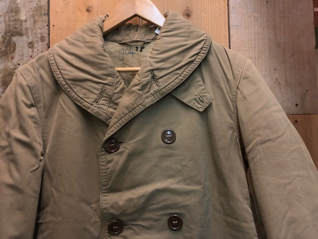 12月11日(水)大阪店ヴィンテージ入荷日!!#1 U.S.Army Part1編!! Prisoner of War M-41 & MountainParka, MackinawCoat!!_c0078587_1831965.jpg