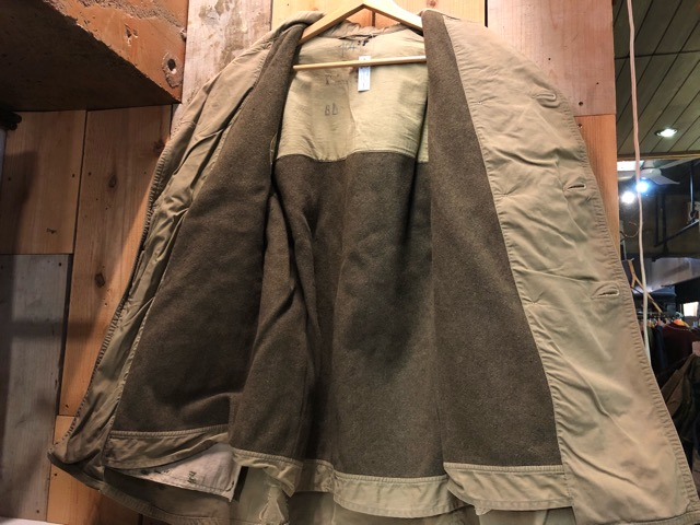 12月11日(水)大阪店ヴィンテージ入荷日!!#1 U.S.Army Part1編!! Prisoner of War M-41 & MountainParka, MackinawCoat!!_c0078587_1841165.jpg