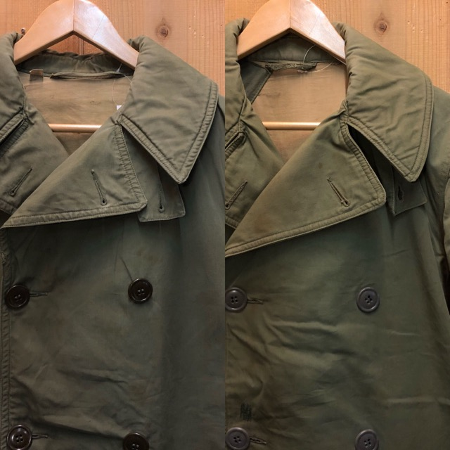 12月11日(水)大阪店ヴィンテージ入荷日!!#1 U.S.Army Part1編!! Prisoner of War M-41 & MountainParka, MackinawCoat!!_c0078587_1845011.jpg