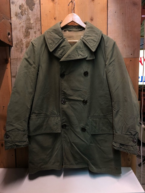 12月11日(水)大阪店ヴィンテージ入荷日!!#1 U.S.Army Part1編!! Prisoner of War M-41 & MountainParka, MackinawCoat!!_c0078587_1851721.jpg