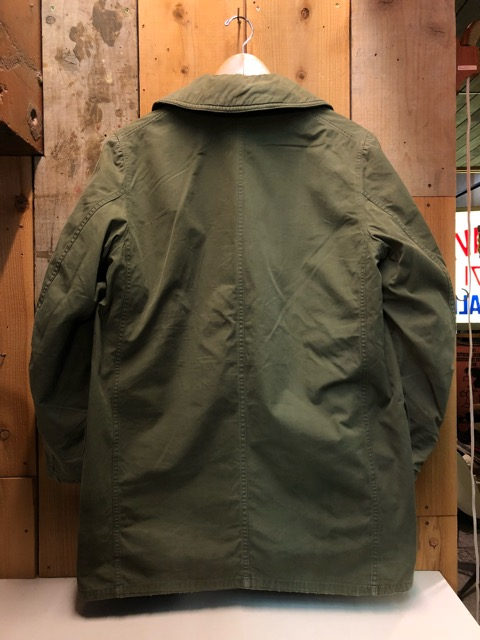 12月11日(水)大阪店ヴィンテージ入荷日!!#1 U.S.Army Part1編!! Prisoner of War M-41 & MountainParka, MackinawCoat!!_c0078587_1852723.jpg