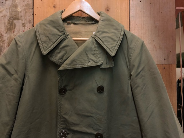 12月11日(水)大阪店ヴィンテージ入荷日!!#1 U.S.Army Part1編!! Prisoner of War M-41 & MountainParka, MackinawCoat!!_c0078587_1854789.jpg