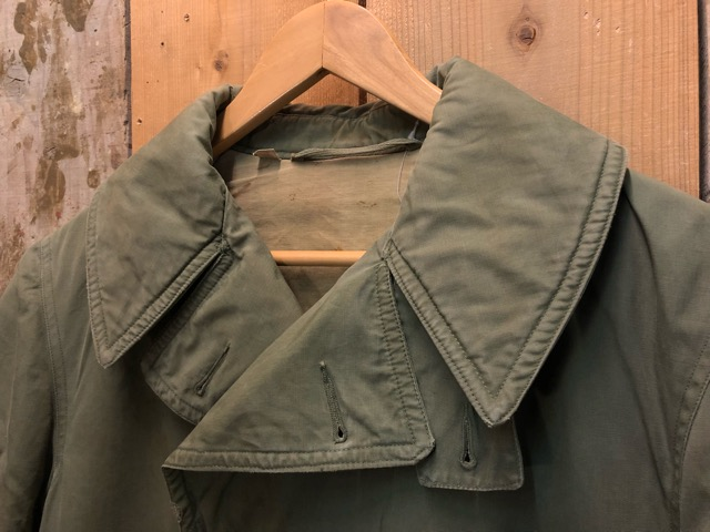 12月11日(水)大阪店ヴィンテージ入荷日!!#1 U.S.Army Part1編!! Prisoner of War M-41 & MountainParka, MackinawCoat!!_c0078587_1855794.jpg