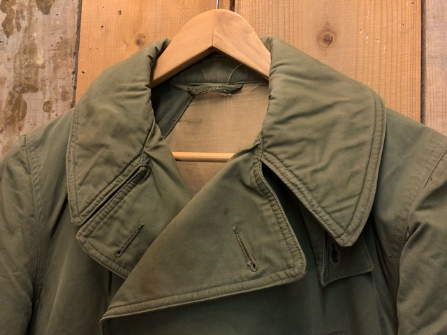12月11日(水)大阪店ヴィンテージ入荷日!!#1 U.S.Army Part1編!! Prisoner of War M-41 & MountainParka, MackinawCoat!!_c0078587_1881792.jpg