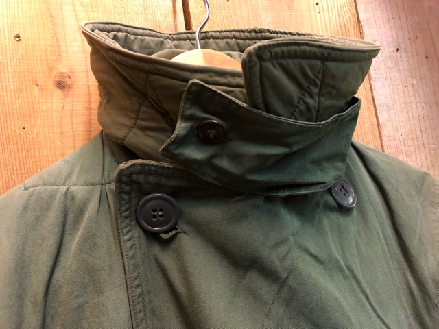 12月11日(水)大阪店ヴィンテージ入荷日!!#1 U.S.Army Part1編!! Prisoner of War M-41 & MountainParka, MackinawCoat!!_c0078587_1882670.jpg