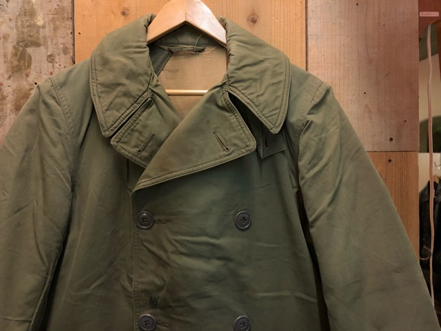 12月11日(水)大阪店ヴィンテージ入荷日!!#1 U.S.Army Part1編!! Prisoner of War M-41 & MountainParka, MackinawCoat!!_c0078587_188820.jpg