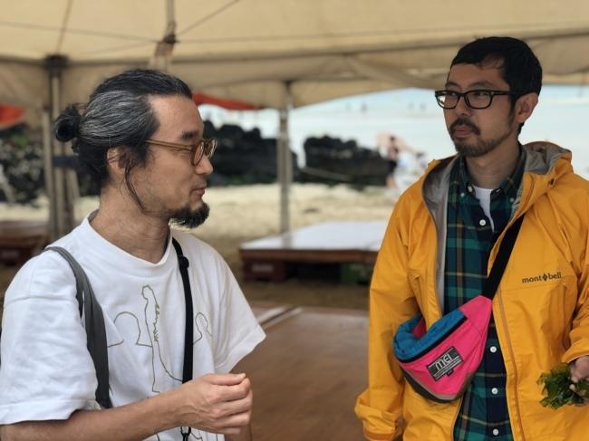 7/13 済州島堪能〜YSIG@Stepping stone festival_e0230090_08044757.jpeg