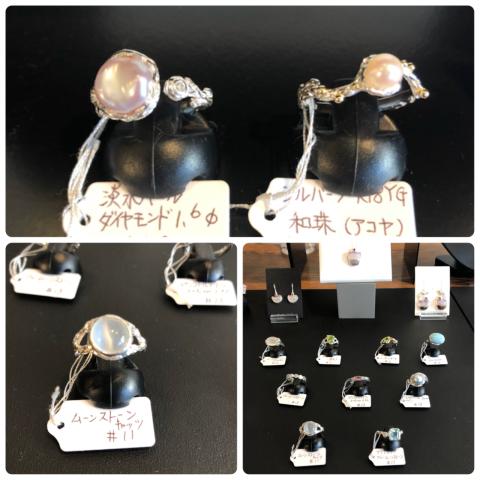 jewel studio M 個展2日目 追記あり_d0233891_01114741.jpg