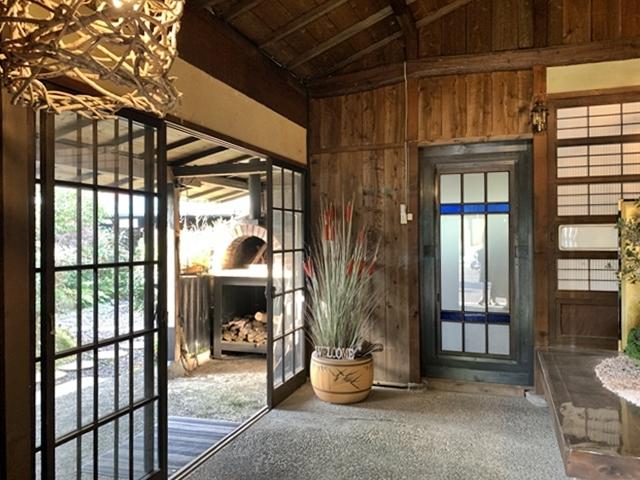 [富士]CAFE DE 凛(カフェ デ リン):隠れ家のような古民家の大人カフェ_d0144092_18422048.jpg